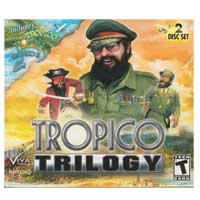 Encore Software Tropico Trilogy (PC)