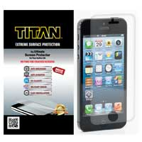 Titan Screen Protectors Extreme Surface Protection Screen Protector for iPhone 5