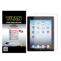 Titan Screen Protectors Extreme Surface Protection Screen Protector for iPad 2/3/4
