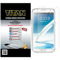 Titan Screen Protectors Extreme Surface Protection Screen Protector for Samsung Galaxy Note II