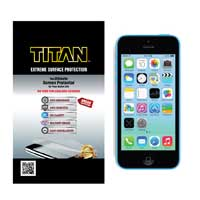 Titan Screen Protectors Titan Extreme Surface Protection Screen Protector for iPhone 5c