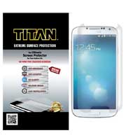 Titan Screen Protectors Extreme Surface Protection Screen Protector for Samsung Galaxy S 4