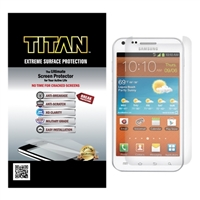 Titan Screen Protectors Extreme Surface Protection Screen Protector for Samsung Galaxy S II-D710