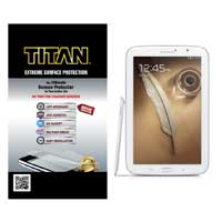 Titan Screen Protectors Extreme Surface Protection Screen Protector for Samsung Galaxy Note 8