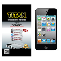 Titan Screen Protectors Extreme Surface Protection Screen Protector for iPod Touch 4th Gen