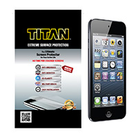 Titan Screen Protectors Extreme Surface Protection Screen Protector for iPod Touch 5th Gen