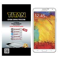 Titan Screen Protectors Extreme Surface Protection Screen Protector for Samsung Galaxy Note 3