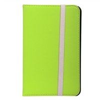 "Inland 7"" Folio Case for Azpen A700/A701 - Green"