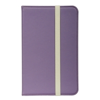 "Inland 7"" Folio Case for Azpen A700/A701 - Purple"