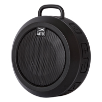 Altec Lansing The Orbit Portable Wireless Bluetooth Speaker Black