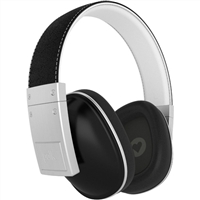 Polk Audio Buckle Headphones with Microphone - Black