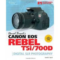 Cengage Learning DAVID BUSCHS CANON EOS RE