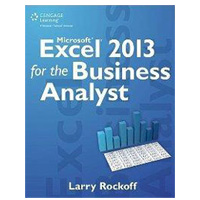 Cengage Learning EXCEL 2013 FOR BUSINESS