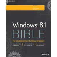 Wiley WINDOWS 8.1 BIBLE