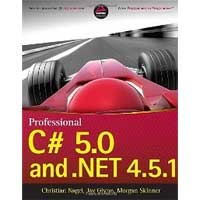 Wiley PROFESSIONAL C# 5.0