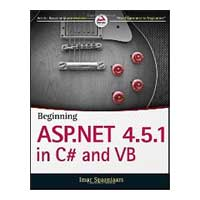 Wiley Beginning ASP.NET 4.5.1: in C# and VB