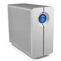 LaCie 2big Quadra 8TB USB 3.0USB 2.0/FireWire 800/Firewire 400 Desktop External Hard Drive