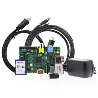 MCM Electronics Raspberry Pi XBMC Starter Home Theater Kit with Model B