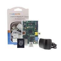 MCM Electronics Raspberry PI Learning Kit with Model B