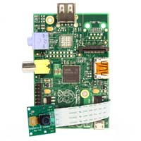 MCM Electronics RASPBERRY PI MODEL A CAME