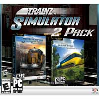 Cosmi TRAINZ SIMULATOR 2 PACK