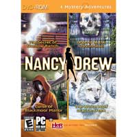 Cosmi NANCY DREW 4 PACK