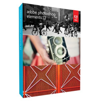 Adobe Press Photoshop Elements 12 (PC/MAC)