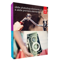 Adobe Press Photoshop Elements 12 & Adobe Premiere Elements 12 (PC/Mac)