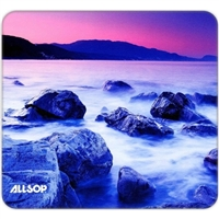 Allsop Naturesmart Mouse Pad - Rocks
