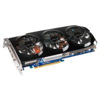 Gigabyte Radeon R9 280X Windforce Overclocked 3072 MB GDDR5 PCIe 3.0x16 Video Card