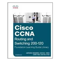 Pearson/Macmillan Books CISCO CCNA ROUTING SWITCH