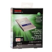 """Toshiba Q Series Pro HDTS312XZSTA 128GB SATA 6.0Gb/s 2.5"""" Internal Solid State Drive"""