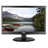 "AOC 18.5"" Refurbished 720p LED e950swn-b Monitor"