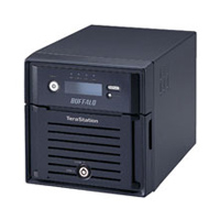 BUFFALO TeraStation Duo 2-Bay 2 TB (2 x 1 TB) RAID Network Attached Storage (NAS) - TS-WX2.0TL/R1 - REFURBISHED