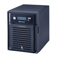 BUFFALO TerraStation III 8TBRaid Network Attached Storage Refurbished