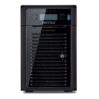 BUFFALO TeraStation 5600 6-Bay 12 TB (6 x 2 TB) RAID NAS & iSCSI Unified Storage
