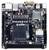 Gigabyte GA-F2A88XN-WIFI FM2+ A88X Mini ITX AMD Motherboard