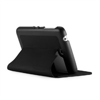 Speck Products FitFolio for Samsung Galaxy Tab 3 7.0 - Black Vegan Leather