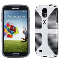 Speck Products CandyShell Grip for Samsung Galaxy S4 - White/Black