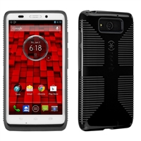 Speck Products CandyShell Grip for Motorola Droid MAXX - Black/Slate Grey
