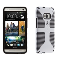 Speck Products CandyShell Grip for HTC One - White/Black
