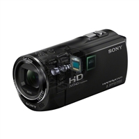 Sony HDRCX220/B High Definition Camcorder - Black