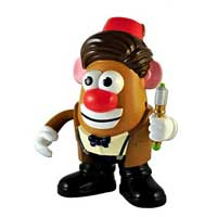 Underground Toys DOCTOR WHO MR POTATO HEAD
