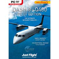 Just Flight Dash 8 Q400 Pilot Edition (PC)