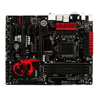 MSI MSI Z87-G45 LGA1150 ATX Gaming PC Motherboard