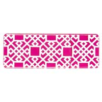 Emtec International 8GB Swivel Series USB Flash Drive - Pink Geometric