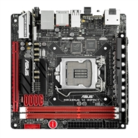 ASUS MAXIMUS VI IMPACT Socket LGA 1150 Z87 mini ITX Intel Motherboard