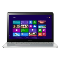 "Sony VAIO Fit 15 15.5"" Laptop Computer - Steel Silver"