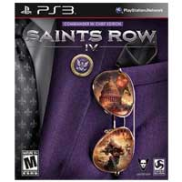 Square Enix Saints Row IV (PS3)