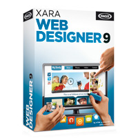 Magix Entertainment Xara Web Designer 9 (PC)